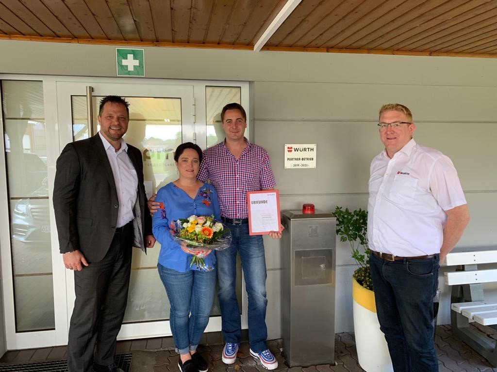 Wuerth-Partner-Uebergabe